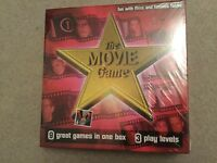 The Movie Board Game 9 great games in one box Brand new
