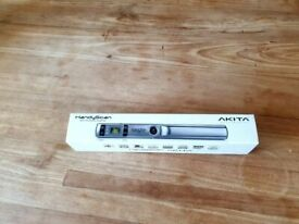 Akita HandyScan 2 Wireless and Wifi Portable Handheld Document Scanner NEW CONDITION
