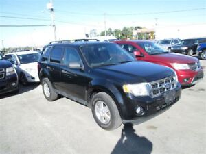 2010 Ford Escape XLT Automatic 3.0L SUCH A DEAL NICE SAFE SUV