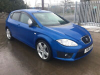 Seat Leon 2.0 TD FR 5dr (MOT UNTIL MAY 2018) 2011