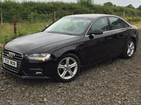 Audi A4 SE Technic - just passed MOT 11 July car running perfect- genuine reason for sale-