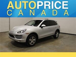 2011 Porsche Cayenne PANORAMIC ROOF LEATHER XENON