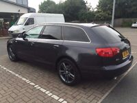 Audi A6 Avant 2.0tdi 180 BHP **VERY HIGH SPEC**