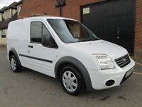 2010 FORD TRANSIT CONNECT DIESEL NEW SHAPE 50,000 MILES Part exchange available / All cards accepted