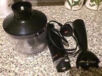 Breville hand blender and sauce maker