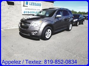2012 CHEVROLET Equinox AWD LT, TOIT OUVRANT