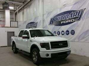 2014 Ford F-150 FX4 W/ Leather, Remote Start, 3.5L Ecoboost, 4WD