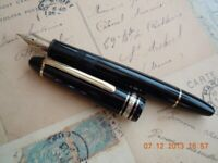 WANTED BY PRIVATE COLLECTOR OLD FOUNTAIN PENS AND OLD PEN SETS - WORKING OR NOT - CASH PAID.