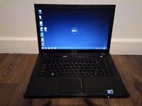 HIGH SPEC DELL CORE i5 LAPTOP,NVIDIA 310M,HIGH SPEED HDD,15.6 HD LED,HDMI,DVDRW,MS OFFICE