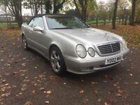Mercedes CLK 320 Final Edition 2002. LPG Convertible