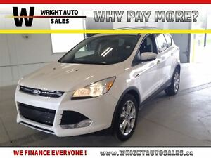 2013 Ford Escape SEL|LEATHER|SUNROOF|AWD|