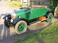 1926 Bullnose Morris