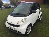\\\ 59 REG SMART FOUR 2 PASSION \\\ £20 PER YR TAX \\\ ONLY £2499