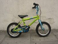 Kids Bike by Bugg , Good Condition, 14 inch Wheels for Kids 4 Years, JUST SERVICED/ CHEAP PRICE!!!!!