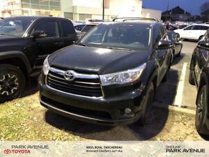 2015 Toyota Highlander TOUT ÉQUIPÉ+CUIR+TOIT PANO+GPS