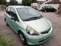 2003 Honda Jazz. good runner.