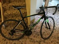 Giant road bike for sale !!