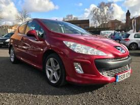 2008 PEUGEOT 308 SPORT HDI 110 * ONLY 74000 MILES + 9 MONTHS MOT **