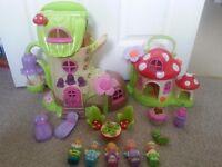 HAPPYLAND: Fairyland Boot & Mushroom