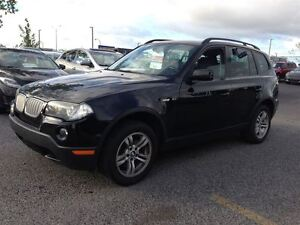 2008 BMW X3 CUIR MAGS TOIT PANORAMIQUE