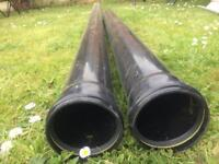 Soil pipes b&q new