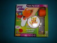 Pop Chef Fun Food Shape Kit IP1