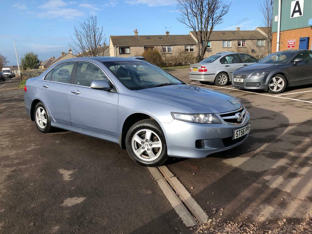 stunning 2007 honda accord i vtec se 2 0 petrol comes with full year mot 3 months warranty. Black Bedroom Furniture Sets. Home Design Ideas