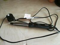 Wahl Curling tongs with 2 settings.