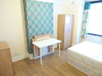NICE SINGLE ROOM WITH DOUBLE BED TO RENT IN NEASDEN / DOLLIS HILL - JUBILEE LINE - ZONE 3