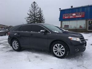 2013 Toyota Venza - LEATHER - MOONROOF