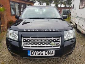 Land rover freelander 2 4x4 diesel