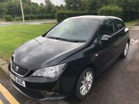 Seat Ibiza Toca 1.4 petrol 16000miles mot 1 year