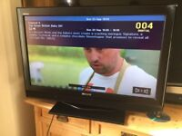 "32"" Sony Flat screen TV - 12 years old - still works"