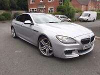 2013 BMW 640D GRAN COUPE M SPORTS HUGE SPEC