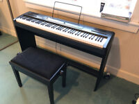 Thomann DP-25 Digial Piano and stool