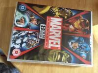 Marvel 8 film DVD set