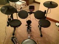New electric drum kit