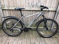 Dawes XC 1.4 Mens Mountain Bike Aluminium Disc Brakes Lockout Forks