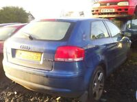audi a3 parts / engine / gearbox