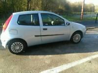 2003 Fiat punto low miles
