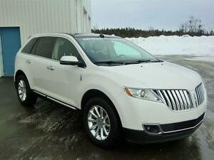 2012 Lincoln MKX AWD-CERTIFIED-MOON-NAV+ 4 WINTER TIRES