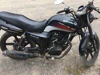 Lexmotor 125