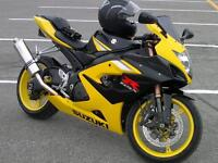 GSXR1000 2005 competition special