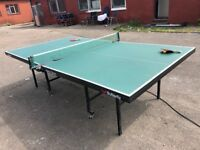 Large Table Tennis Table