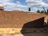 Bricklayers and hoddies needed