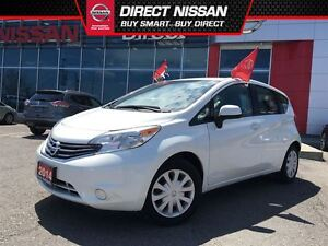 2014 Nissan Versa Note 1.6 SV WITH REARVIEW CAMARA IN VERY NICE
