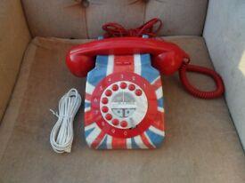 NEXT 'UNION JACK' HOUSE PHONE