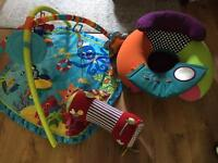 Baby Bundle - Gym/Mat/Roll/Sit Me Up