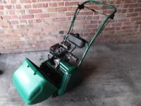 qualcast petrol 35s rotory lawnmower for sale
