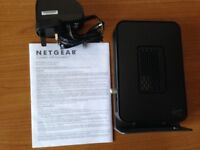 NETGEAR (VIRGIN MEDIA) WIRELESS ROUTER (£5)